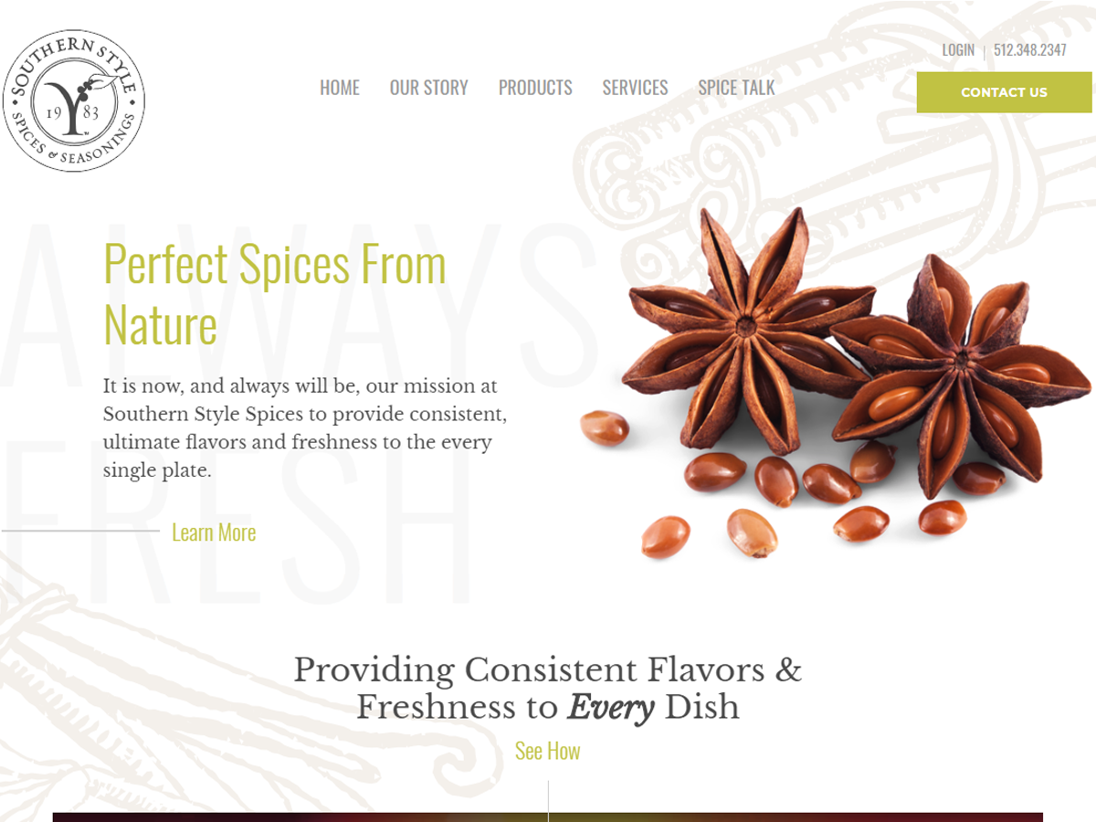 southern style spices